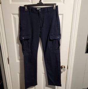 Dockers athletic fit cargo pants
